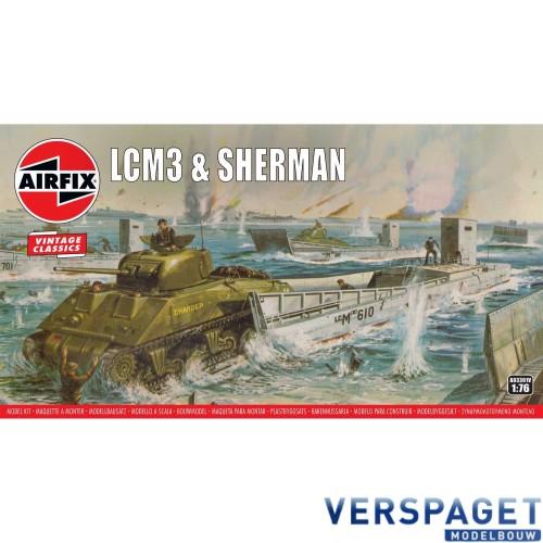 LCM3 & Sherman -AF013301V