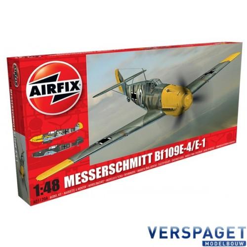 Messerschmitt Bf109E-4/E-1 -AF05120A