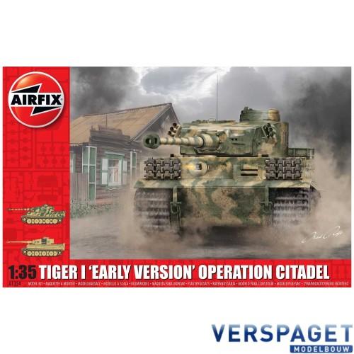 Tiger-1 Early Version - Operation Citadel  -AF1354