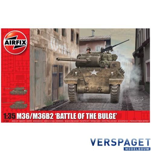 M36/M36B2, Battle of the Bulge -AF01366