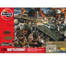 D-Day Battlefront Gift Set & Verf & Lijm & Penseeltjes -AF50009A