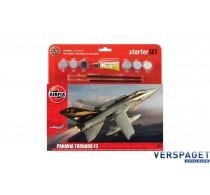 Starter Set Panavia Tornado F.3 & Verf & Lijm & Pensseltjes -AF55301