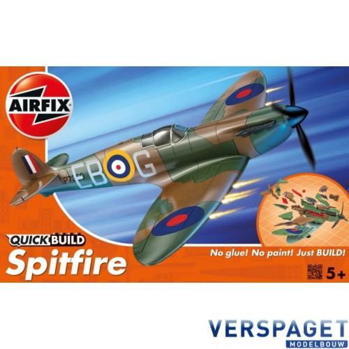 QUICK BUILD Spitfire -j6000