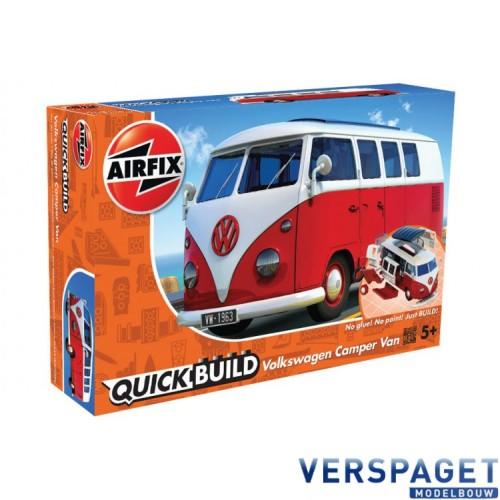 QUICK BUILD VW Camper Van -J6017