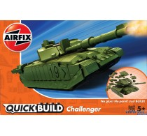QUICK BUILD Challenger Tank - J6022