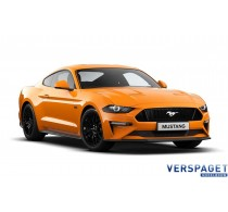 QUICK BUILD Ford Mustang GT - J6036