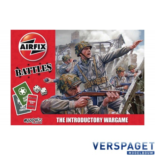 The Introductory Wargame -MUH50360