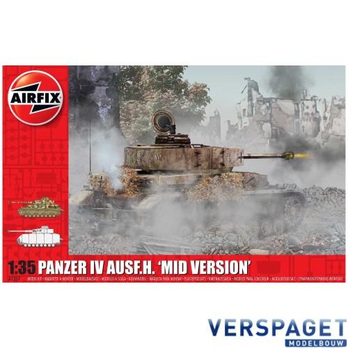 Panzer IV Ausf.H, Mid Version -AF1351