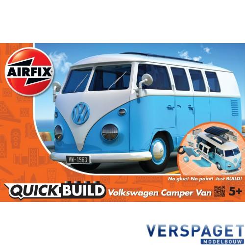 QUICK BUILD VW Camper Van -J6024