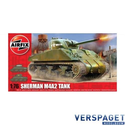 Sherman M4A2 Tank -AF01303V