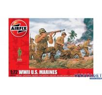 WWII U.S. Marines  -AF00716