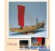 NAVE EGIZIA EGYPTIAN SHIP -1403
