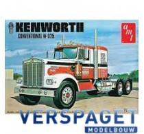 Kenworth W925 Moving On Semi Truck -1021