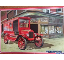 Ford Model T Delivery Coca Cola -1024