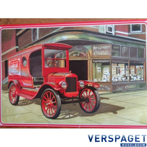 Ford Model T Delivery Coca Cola -1024