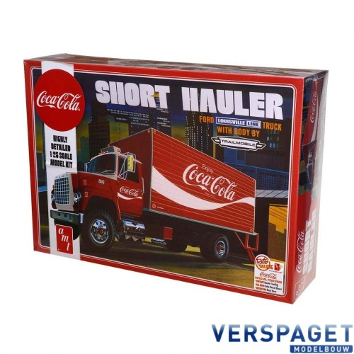 Coca Cola Short Hauler -1048
