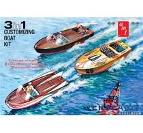Customizing Boat (3-in-1) -1056