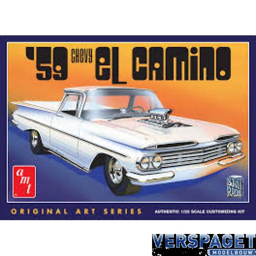1959 Chevy El Camino -1058