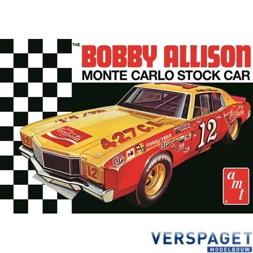 Bobby Allison 1972 Chevy Monte Carlo Stock Car -1064