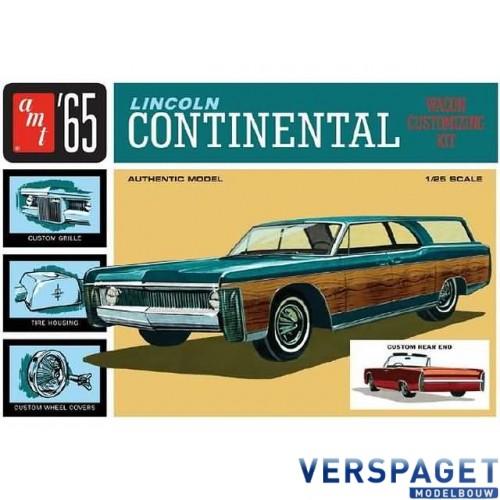 1965 Lincoln Continental -1081