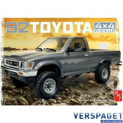 1992 Toyota 4x4 Pick-up -1082