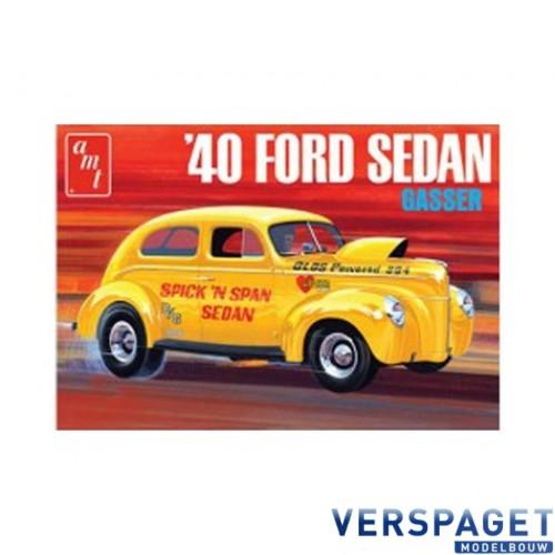 1940 Ford Sedan Gasser -1088