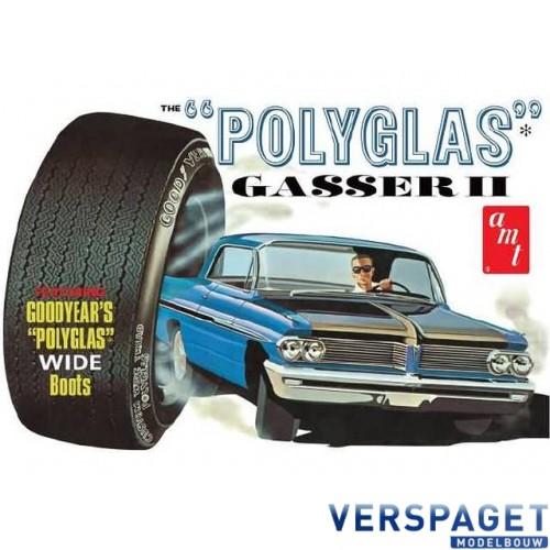 1962 Pontiac Catalina Polyglas Gasser II -1092