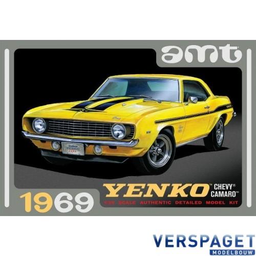 1969 Chevy Camaro Yenko -1093