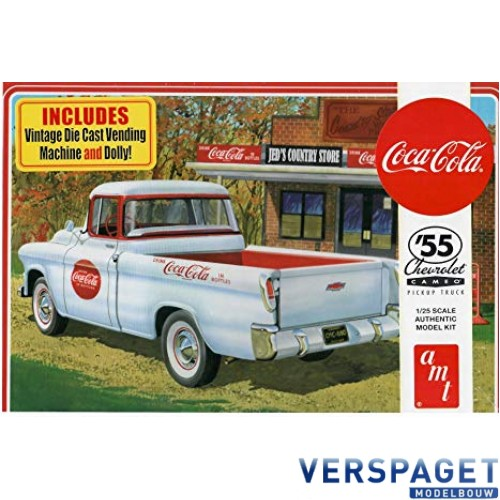1955 Chevrolet Cameo Pickup Coca Cola Edition -1094