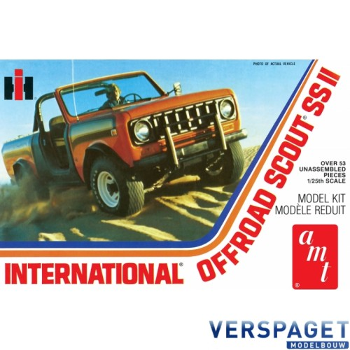 International Offroad Scout SSII -1102