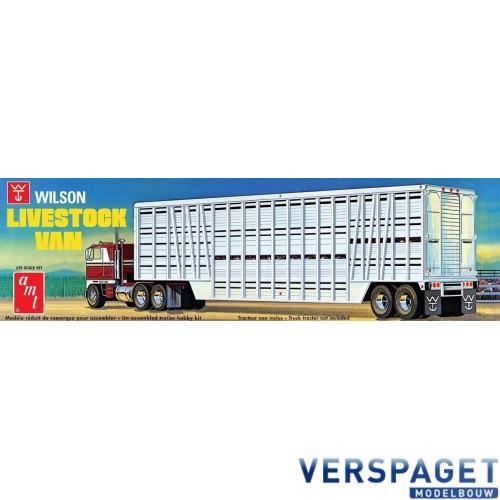Wilson Livestock Van -1106