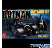Batman 1989 Batmobile w/Resin Batman Figure -1107M