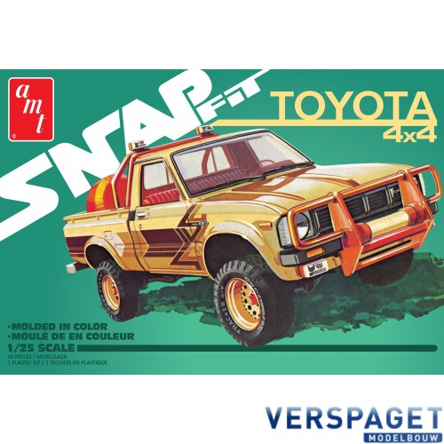 Toyota 4X4 Snap fit -1114
