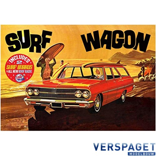 1965 Chevelle Surf Wagon -1131