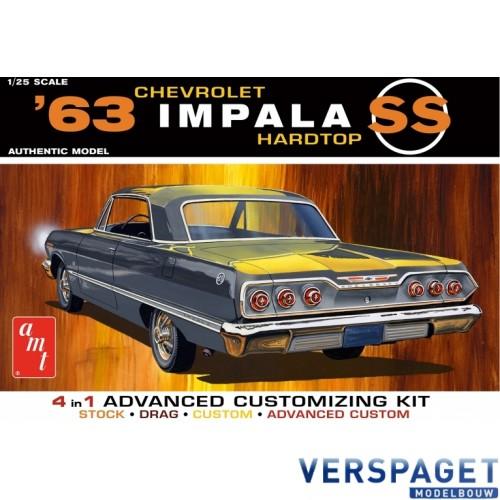 1963 Chevy Impala SS 2 door hardtop -1149