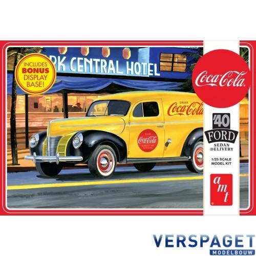 1940 Ford Sedan Delivery Coca-Cola -1161
