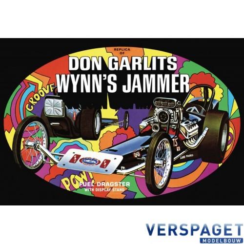 Don Garlits Wynns Jammer Dragster -1163