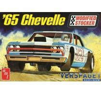 1965 Chevrolet Chevelle Modified Stocker -1177
