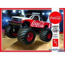 1988 Chevy Silverado Monster Truck Coca-Cola -1184