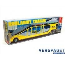 5-Car Haulaway Transport Trailer -1193