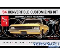 1964 Olds Cutlass F85 Convertible -1200