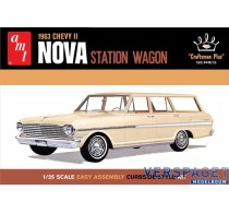 1963 Chevy II Nova Station Wagon Craftsman Plus Series - 1202