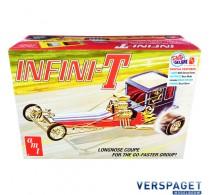 Infini-T Custom Dragster - 1258