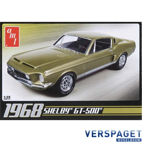 1968 Shelby GT 500 -634