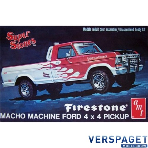 "Ford Pickup ""Firestone Super Stones"" 1978"