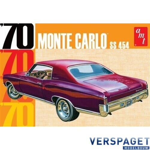 1970 CHEVY MONTE CARLO -928