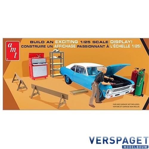Garage Accessory Set -PP015M