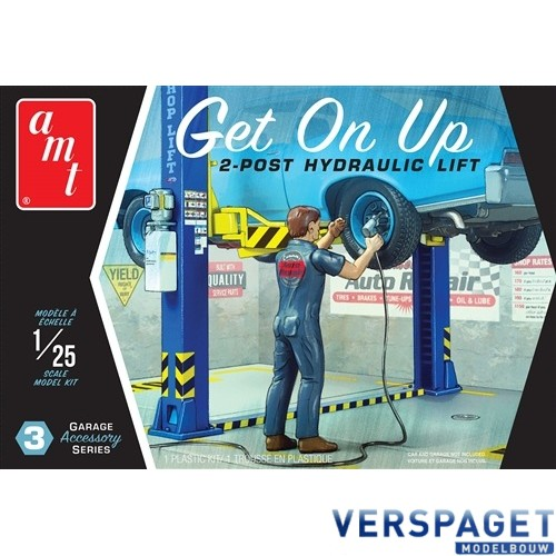Garage Accessory Series 3 Get On Up -PP017