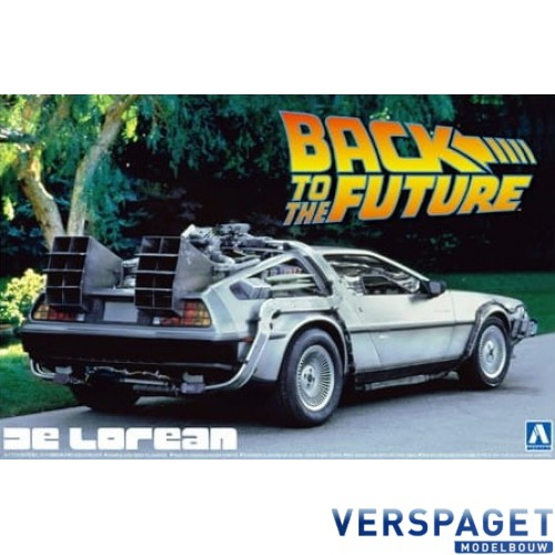 Back to the Future DeLorean from PART 1-AO5916