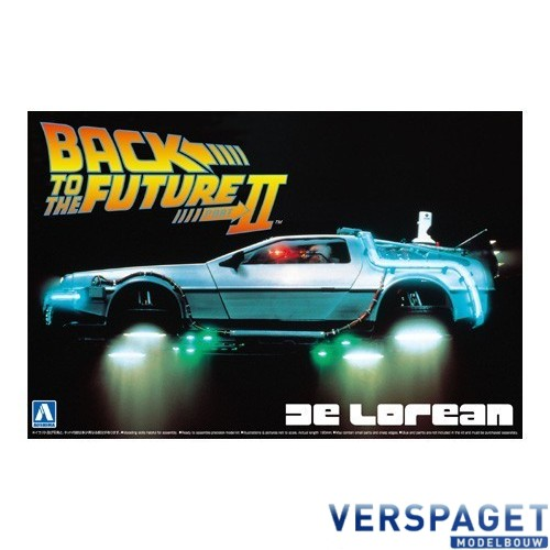 DELOREAN DMC BACK TO THE FUTURE 2 -AO1186